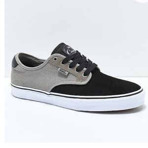 Vans China Ferguson pro black gray sneaker shoes
